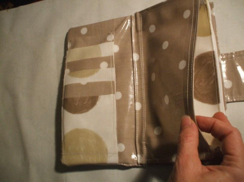 New Makes - Taupe Polka and Medium Spot Brown