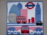 London Modern Quilt Guild Challenge