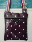 Oilcloth Shoulder Bag